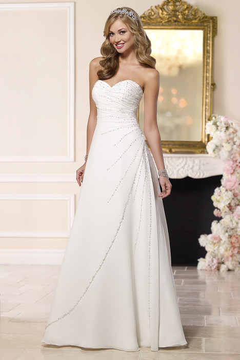 Style 6261 gown from the 2016 Stella York collection, as seen on dressfinder.ca