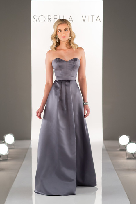 8653 Bridesmaids                                      dress by Sorella Vita