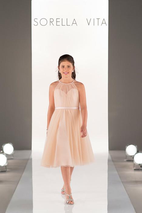 J4006 Bridesmaids                                      dress by Sorella Vita