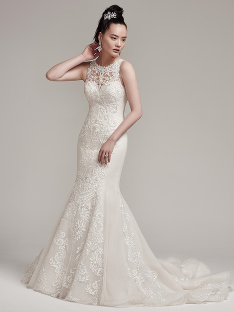 Rae gown from the 2016 Sottero & Midgley collection, as seen on dressfinder.ca