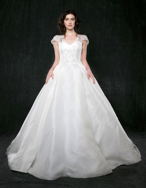 Aster Wedding                                          dress by Sareh Nouri