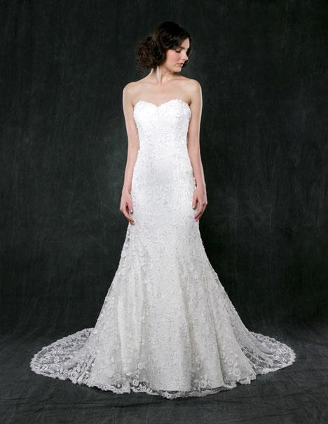 Daphne Wedding                                          dress by Sareh Nouri