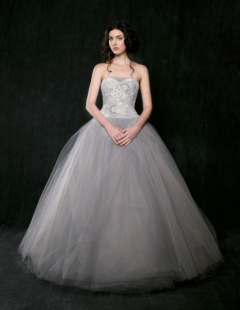 Iris Wedding                                          dress by Sareh Nouri