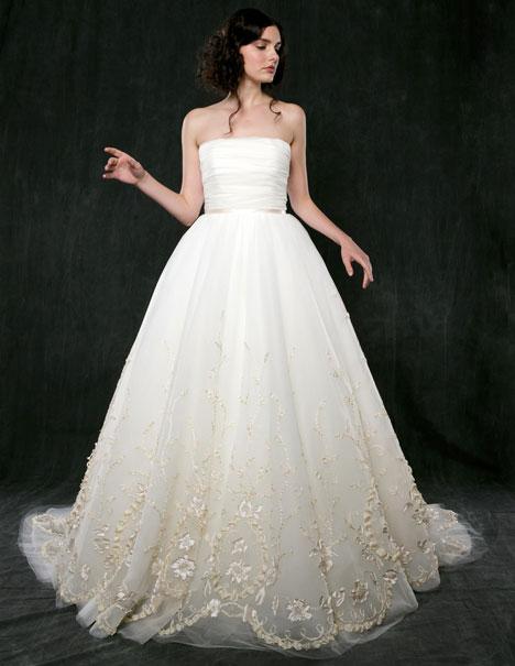 Ivy Wedding                                          dress by Sareh Nouri