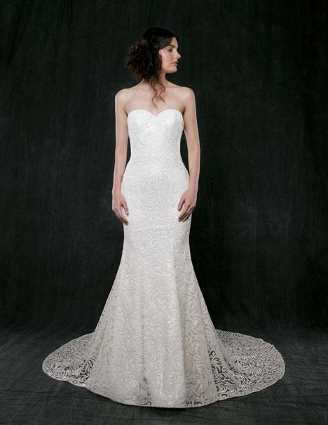 Marigold Wedding                                          dress by Sareh Nouri