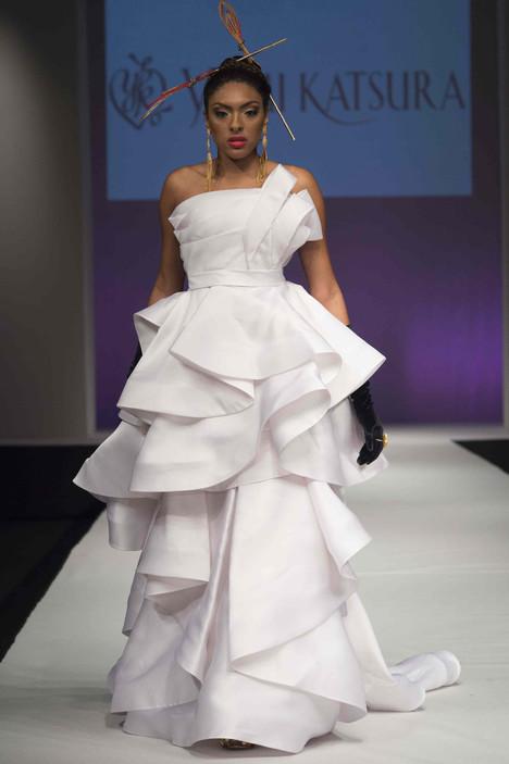 0601 Wedding                                          dress by Yumi Katsura