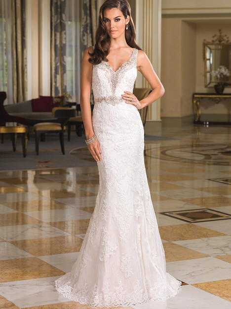Style 8853 gown from the 2016 Justin Alexander collection, as seen on dressfinder.ca