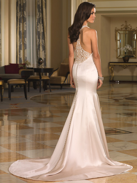 Style 8855 gown from the 2016 Justin Alexander collection, as seen on dressfinder.ca