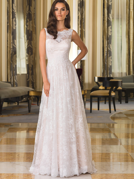 Style 8857 gown from the 2016 Justin Alexander collection, as seen on dressfinder.ca