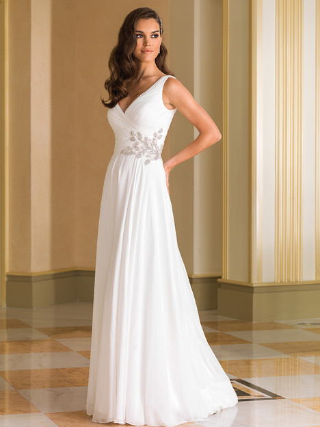Style 8863 gown from the 2016 Justin Alexander collection, as seen on dressfinder.ca