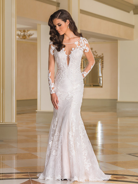 Style 8870 gown from the 2016 Justin Alexander collection, as seen on dressfinder.ca