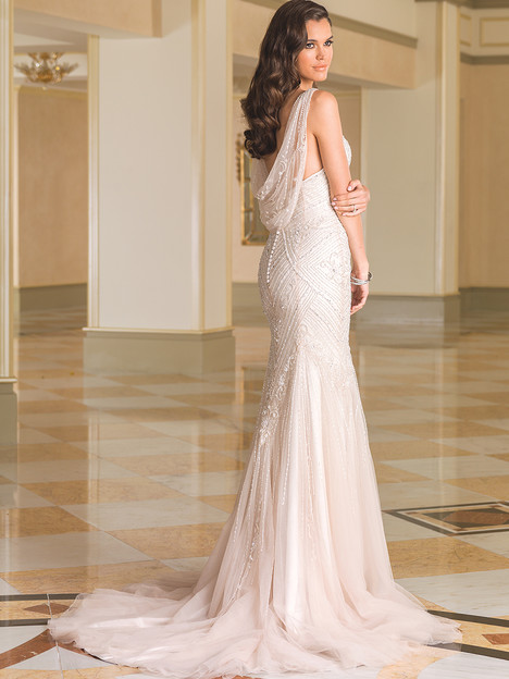 Style 8872 gown from the 2016 Justin Alexander collection, as seen on dressfinder.ca