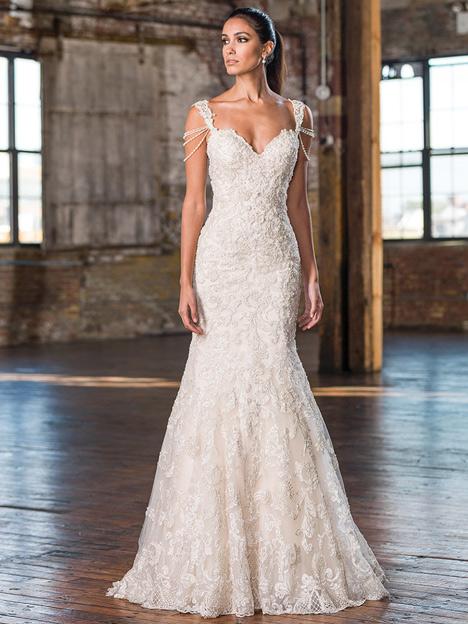 9829 Wedding                                          dress by Justin Alexander Signature