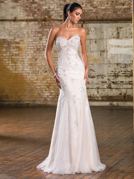 9836 Wedding                                          dress by Justin Alexander Signature