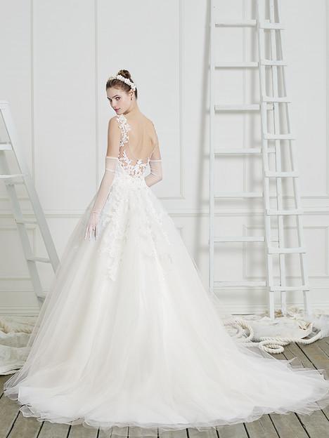BL202 Hope (back) Wedding                                          dress by Beloved By Casablanca