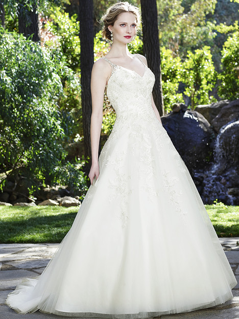 2248 Juniper Wedding dress by Casablanca Bridal