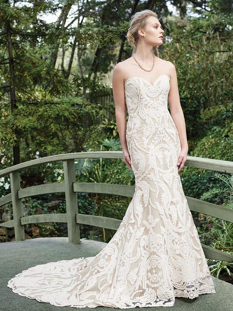 2265 Zinnia Wedding                                          dress by Casablanca Bridal