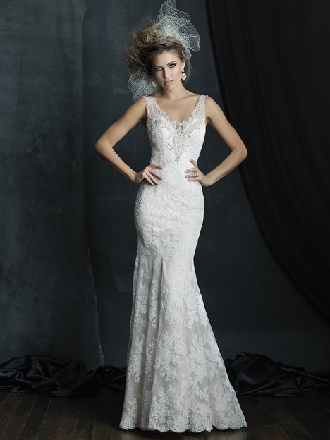 C381 gown from the 2016 Allure Couture collection, as seen on dressfinder.ca