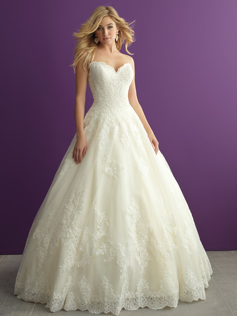Style 2959 gown from the 2016 Allure Romance collection, as seen on dressfinder.ca
