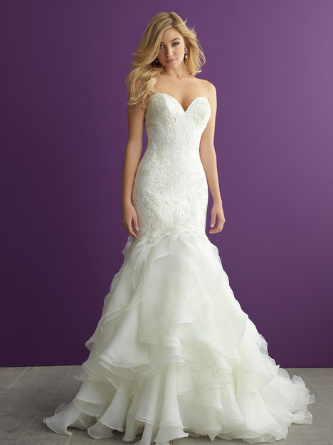 2964 Wedding                                          dress by Allure Bridals : Allure Romance