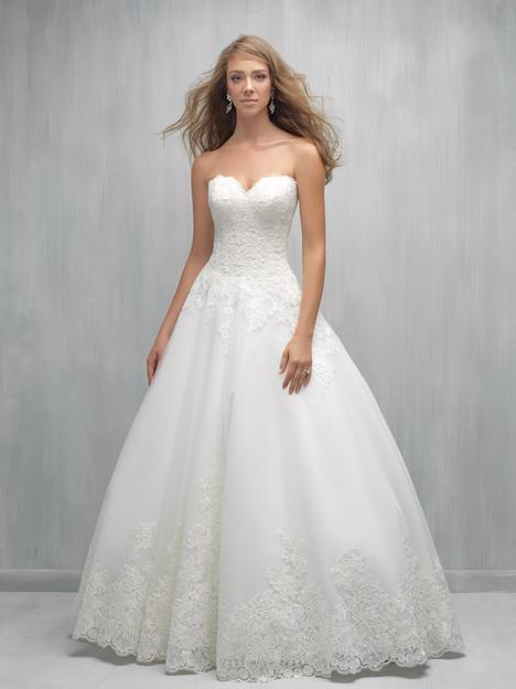 MJ266 Wedding                                          dress by Madison James