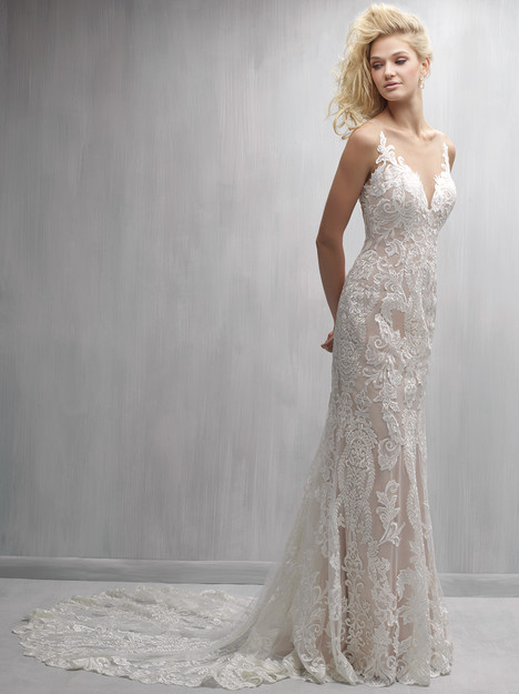 MJ271 Wedding                                          dress by Madison James