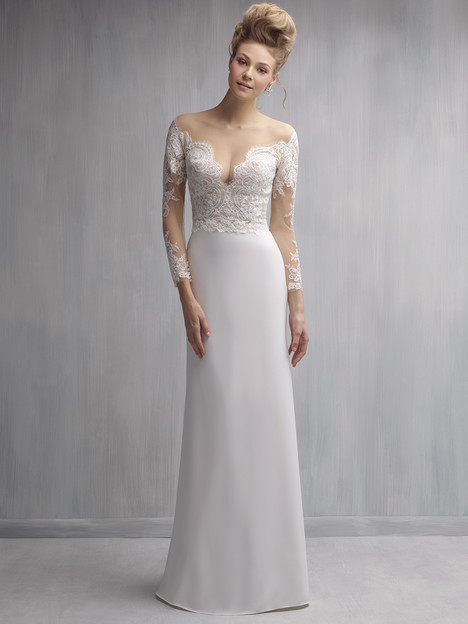 MJ272 Wedding                                          dress by Madison James