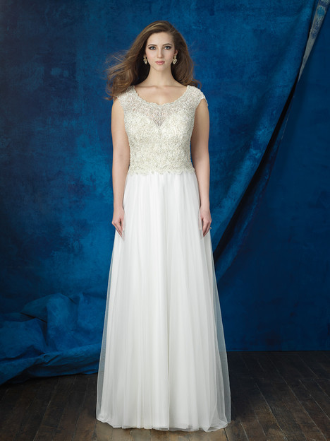 W384 Wedding                                          dress by Allure Bridals : Allure Women