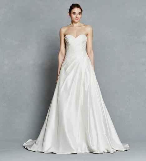Violet Wedding                                          dress by Kelly Faetanini