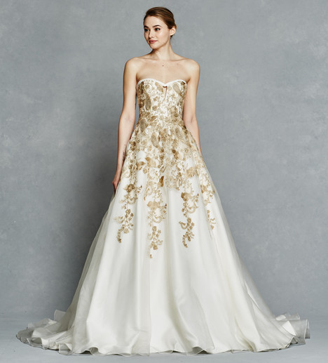 Leona Wedding dress by Kelly Faetanini