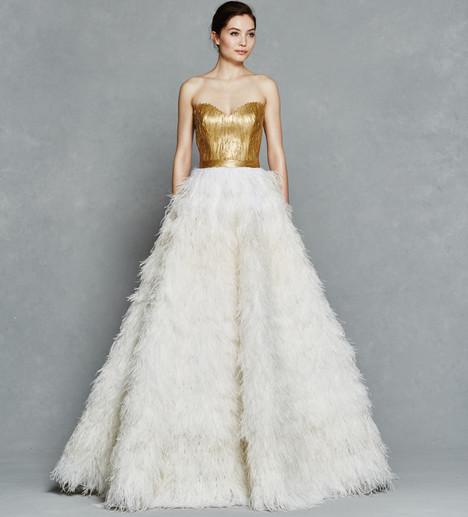 Olga Wedding dress by Kelly Faetanini