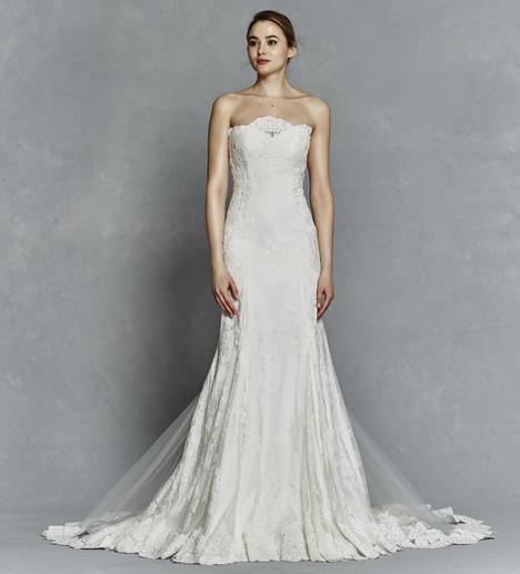 Hazel Wedding                                          dress by Kelly Faetanini