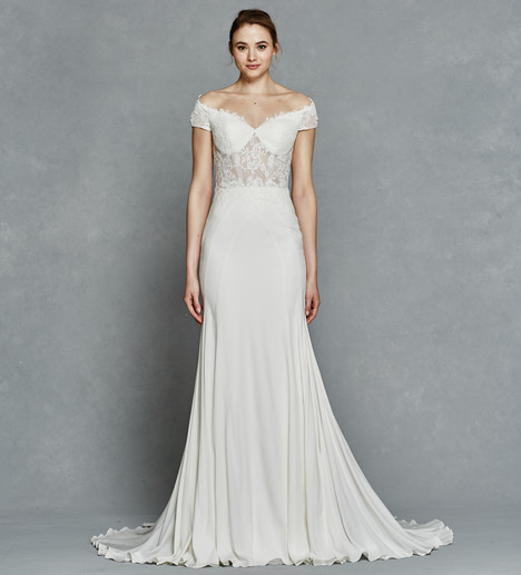 Antoinette Wedding                                          dress by Kelly Faetanini