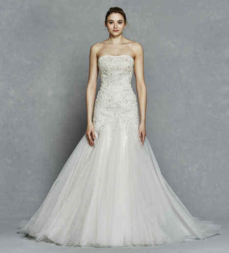 Delilah Wedding                                          dress by Kelly Faetanini