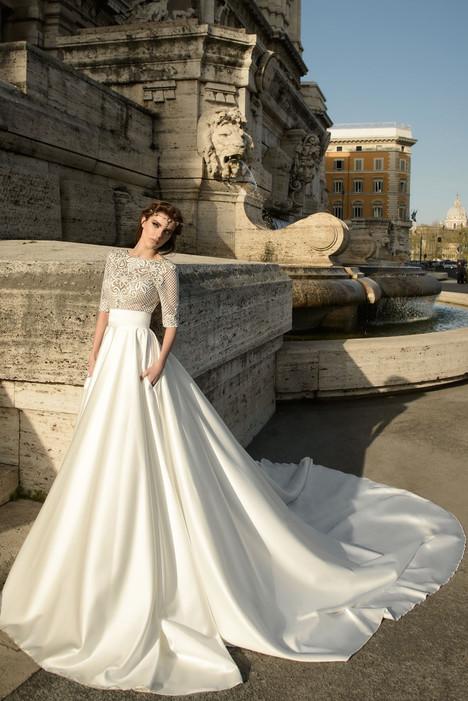 Pricilla Wedding                                          dress by Julie Vino