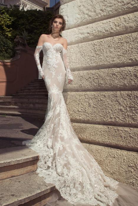 Camilla Wedding                                          dress by Julie Vino