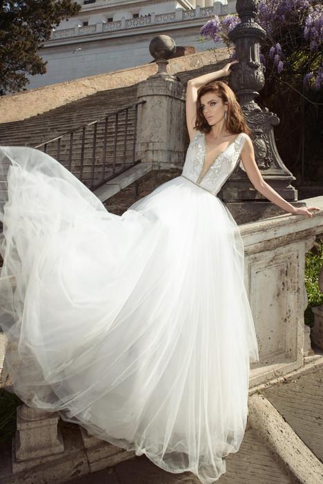 Marcella Wedding                                          dress by Julie Vino