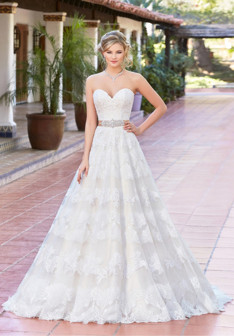 Lucia Wedding                                          dress by KittyChen Ivoire