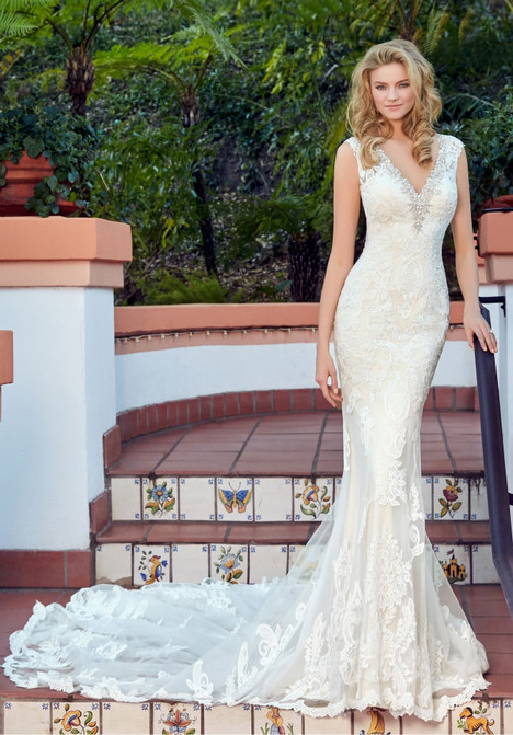 Elena Wedding                                          dress by KittyChen Ivoire