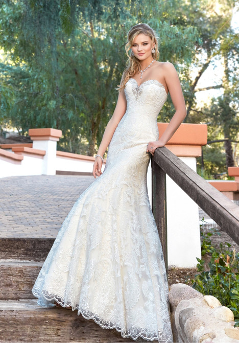 Nicola Wedding                                          dress by KittyChen Ivoire