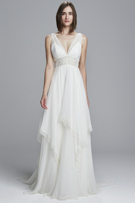 Clea Wedding                                          dress by Christos
