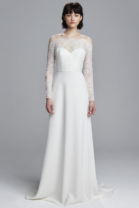 Jess Wedding                                          dress by Christos