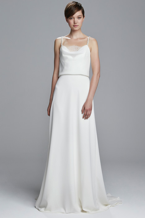 Rebekah Wedding                                          dress by Christos
