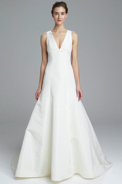 Keaton Wedding                                          dress by Amsale