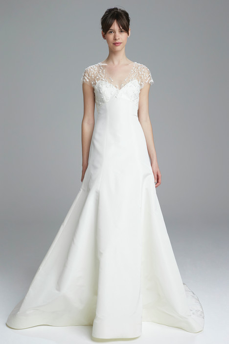 Marli Wedding                                          dress by Amsale