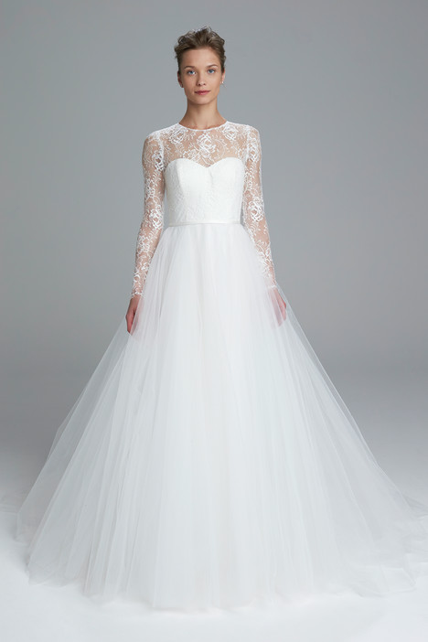 Myra Wedding                                          dress by Amsale
