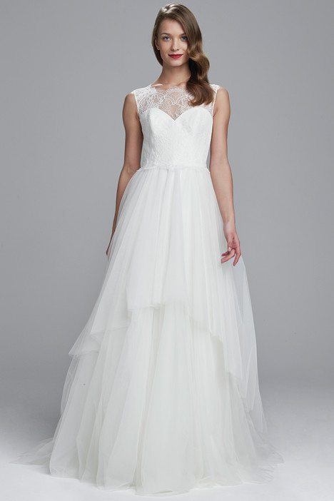 Berwyn Wedding                                          dress by Amsale Nouvelle