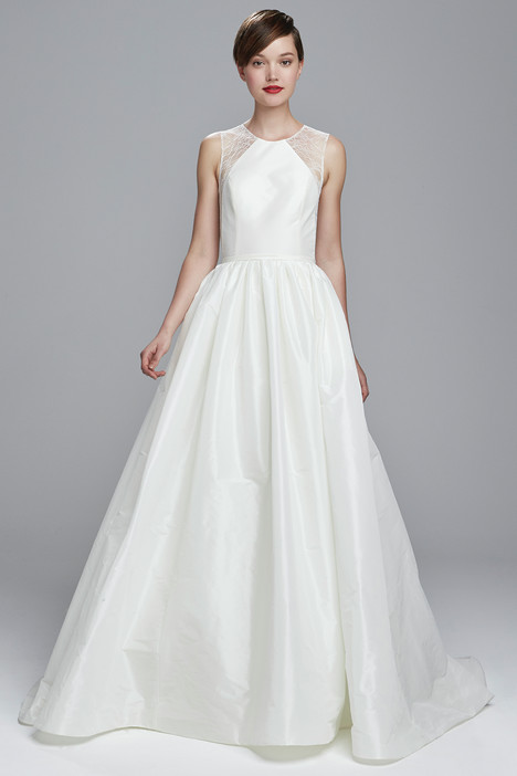 Jodie Wedding                                          dress by Amsale Nouvelle