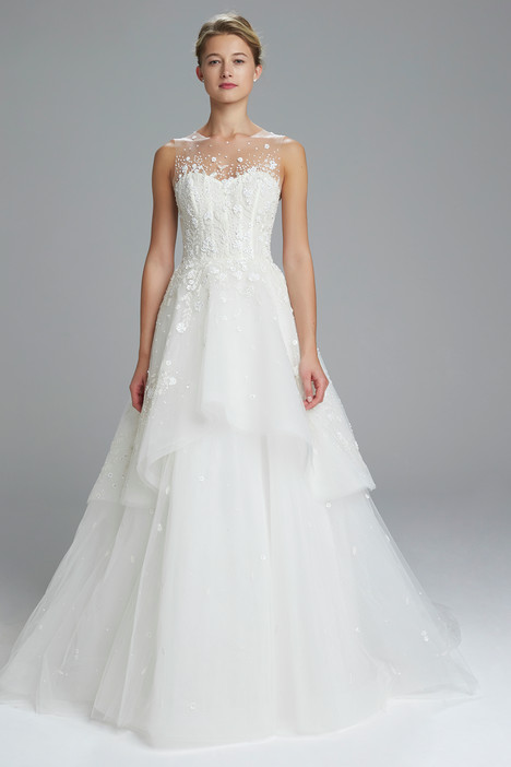 Kimpton Wedding                                          dress by Amsale