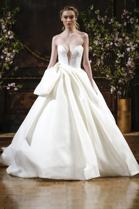 Brett Wedding dress by Isabelle Armstrong